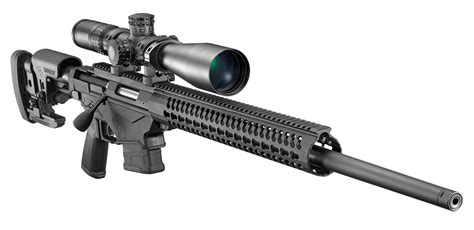 Ruger Precision Rifle Luthar