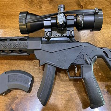 Ruger Precision Rifle Manu