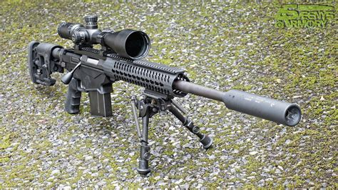 Ruger Precision Rifle Mark Gurney