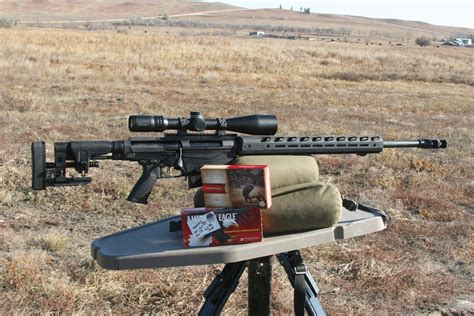 Ruger Precision Rifle Scope Mount
