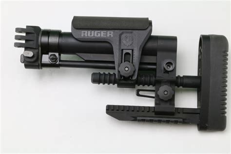 Ruger Ruger Precision Rifle Stock Change.