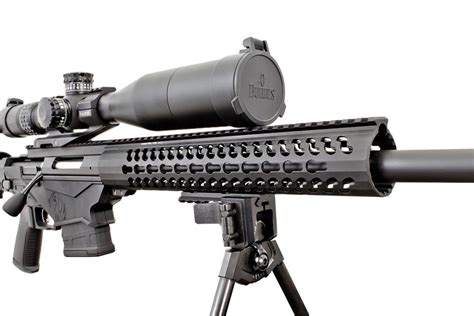 Ruger Precision Rifle Top Rail