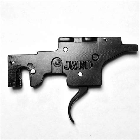 Ruger Precision Rifle Trigger Assembly