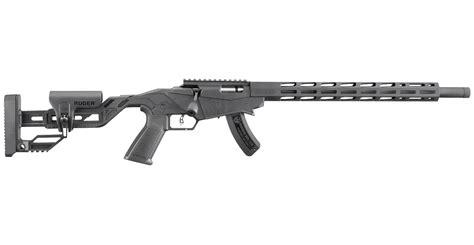 Ruger Precision Rimfire Rifles 22lr Black Ruger Precision Rimfire Rifle 22lr 15rd