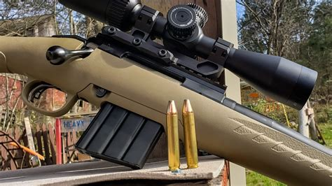 Ruger Ranch Rifle Torture Test