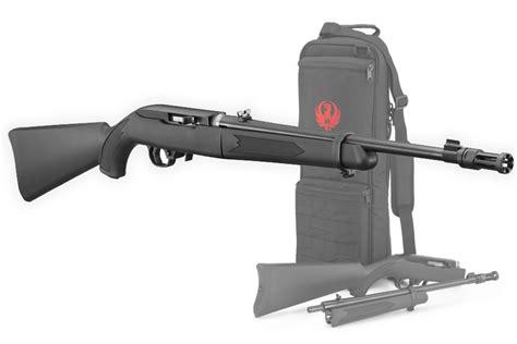 Ruger Reg 10 22 Reg Tactical 22lr 16 Barrel W Flash