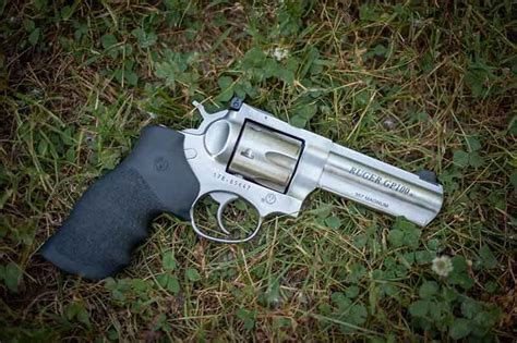 Ruger Rifle Hiking