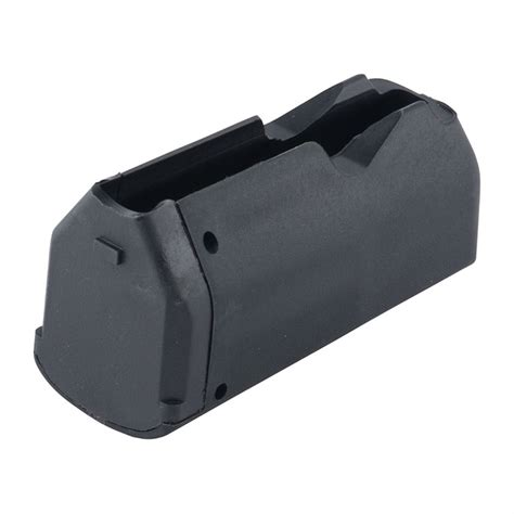 Ruger Ruger American 4rd Magazine 308 Winchester Ruger American Magazine 308 Winchester 4rd Polymer Black
