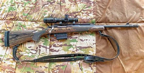Ruger Scout Rifle Long Range