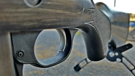 Ruger Scout Rifle Upgraded Trigger