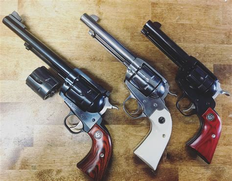 Ruger Single Action Revolvers Cowboy Action Local Deals