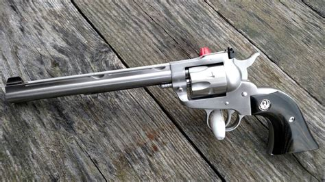 Ruger Ruger Single Six Hunter Accuracy.