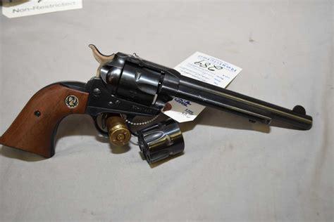 Ruger Ruger Six Shot Revolver.