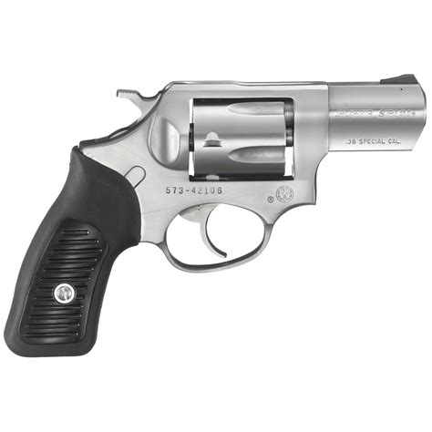 Ruger Sp101 Revolver 357 Mag 3in 5rd Stainless