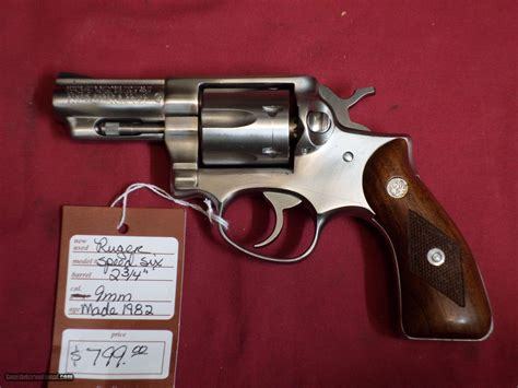 Ruger Speed Six 9mm