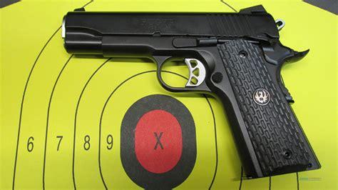 Ruger Sr1911 Night Watchman Commander Pistol 45 Acp 4