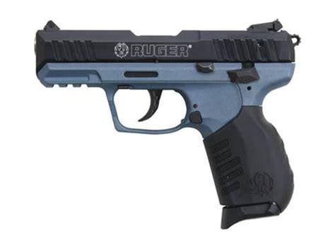 Ruger Sr22 22 Lr Blue Titanium Frame 3 5 10rd Ruger
