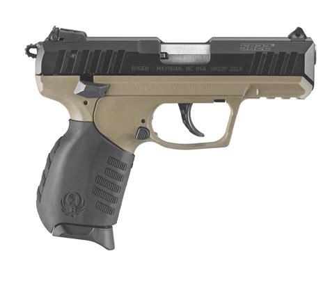Ruger Sr22 Pistol Marking