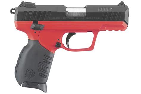 Ruger Sr22 Red