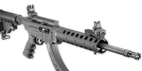Ruger Sr22 Rifle Barrel Length Millimeters