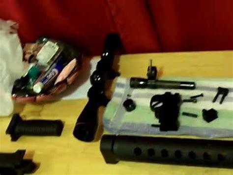 Ruger Sr22 Rifle Barrel Removal