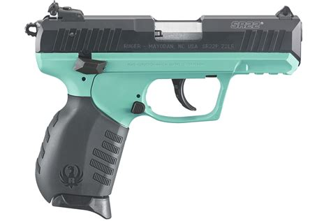 Ruger Sr22 Turquoise