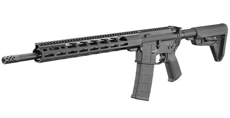 Ruger Sr556 Centerfire Rifle Review
