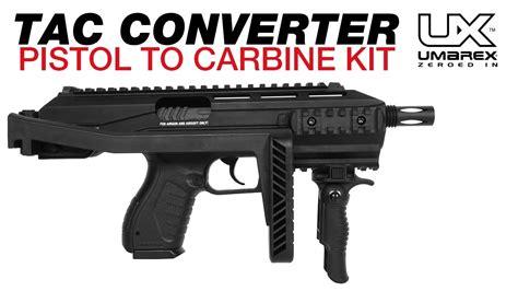 Ruger Ruger Sr9 Carbine Conversion Kit.
