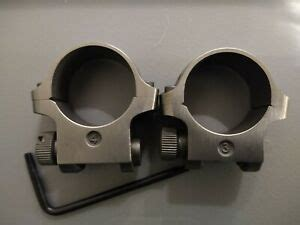 Ruger Ruger Super Redhawk Factory Scope Rings.