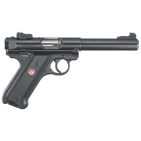 Ruger Target Rifle Long Barrel