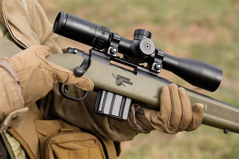 Ruger Thunder Ranch Scout Rifle