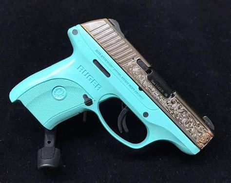 Ruger Ruger Tiffany Blue 9mm.