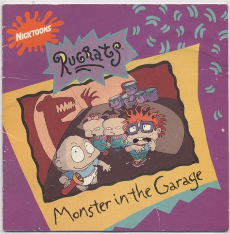 Rugrats Monster In The Garage Make Your Own Beautiful  HD Wallpapers, Images Over 1000+ [ralydesign.ml]