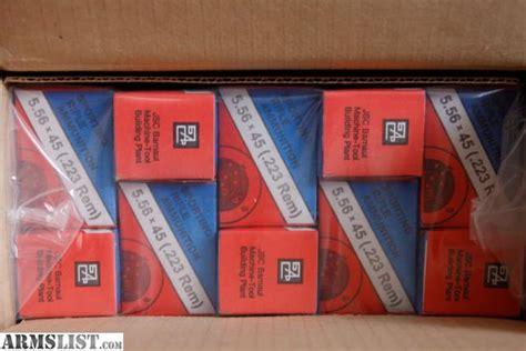 Russian 223 Ammo For Sale