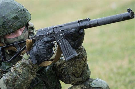 Russian 9mm Assault Rifle