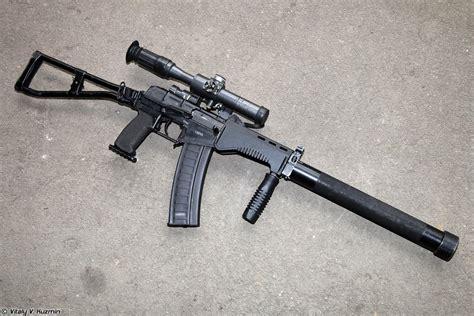 Russian 9mm Rifle