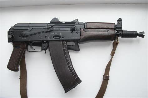 Russian Army Main Assault Rifle
