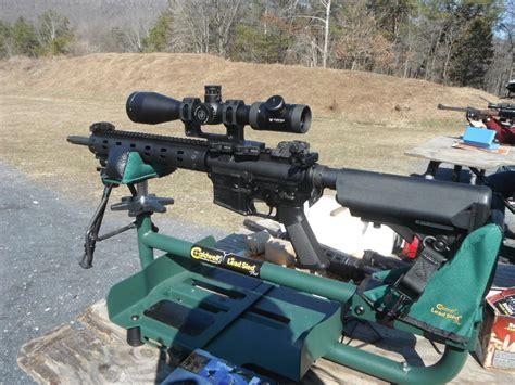 Russian Ballistic Rifles For Shooting Through Doors