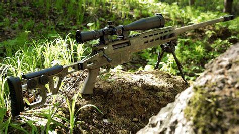 Russian Long Range Military Rifle
