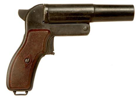 Russian M44 Flare Pistol Grip