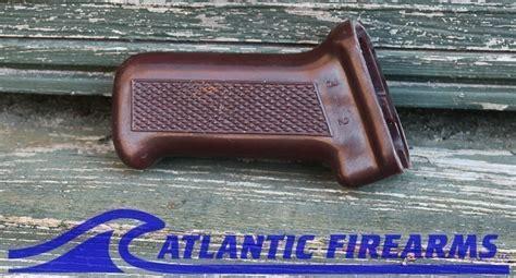 Russian Plum Pistol Grip