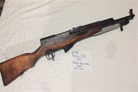 Russian Sks 7 62 X39