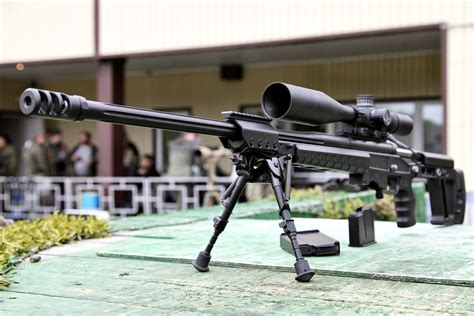 Russian Sniper Rifle New