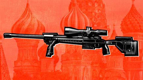Russian Sniper Rifle Nra
