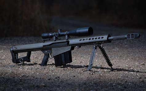 Rust M82a1 Sniper Rifle