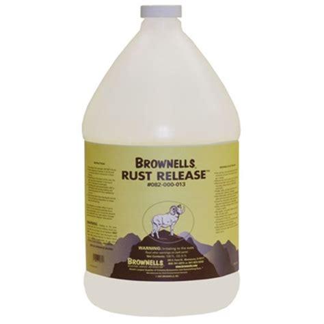 RUST RELEASE Brownells Rust Release 1 Gal - Brownells