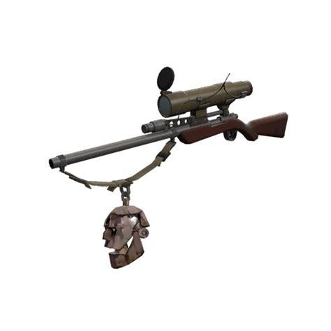 Rust Sniper Rifle Tf2