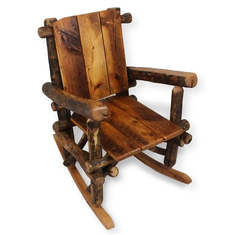 Rustic chair plans Image
