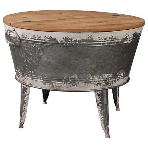 Rustic Cocktail Tables And End Tables Image