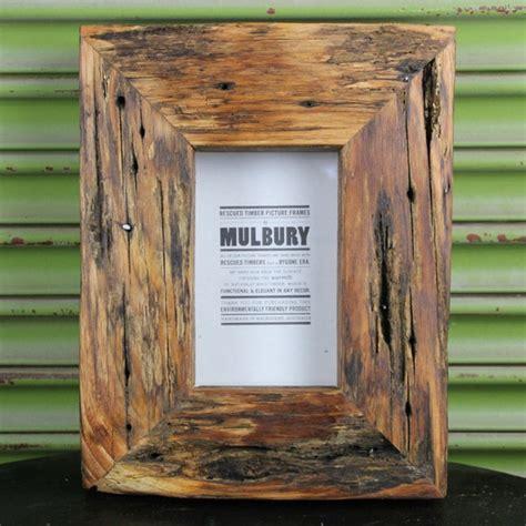 Rustic Wooden Photo Frames Australia